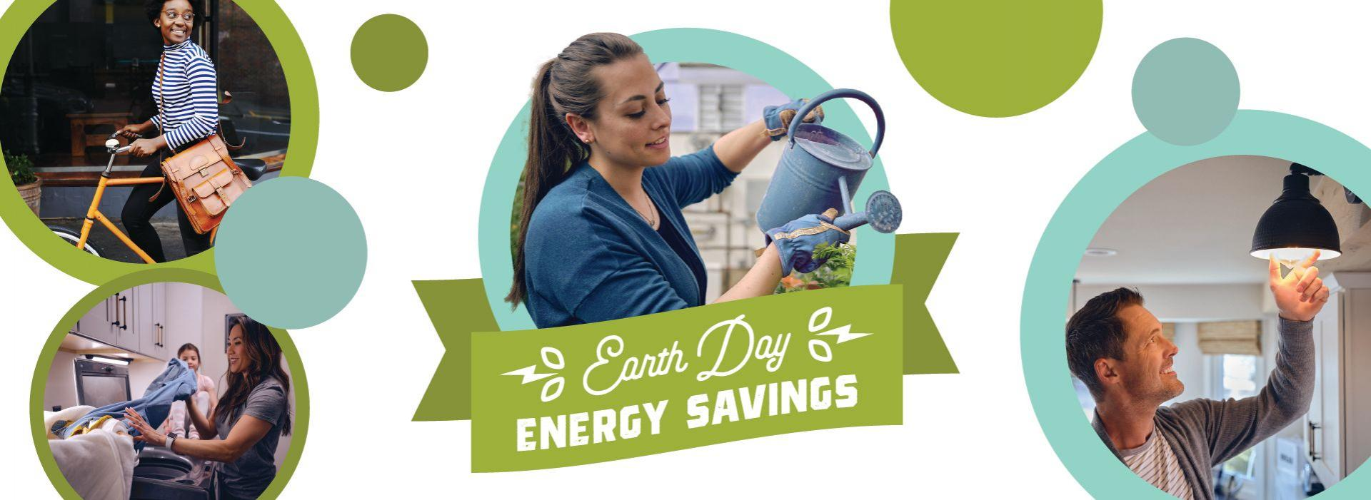 Earth Day 2021 Energy Saving Tips