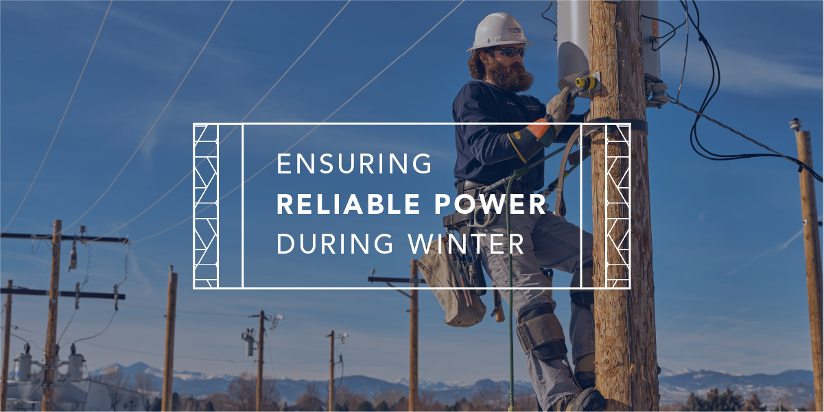 Winter Storm Readiness Ensure Reliable Power