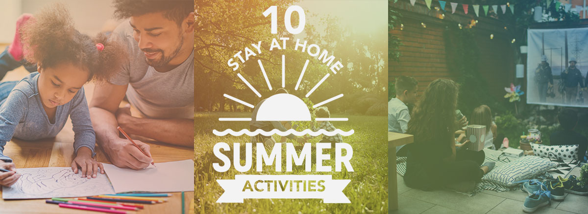 Fun Summer Activities Close to Home
