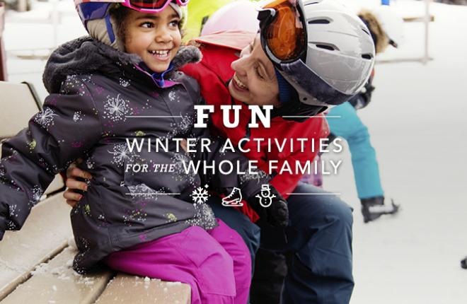 Fun Winter Activity Ideas for the Whole Family