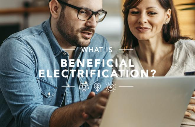 what is beneficial electrification