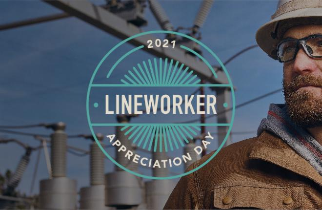 Lineworker, linemen appreciation day 2021