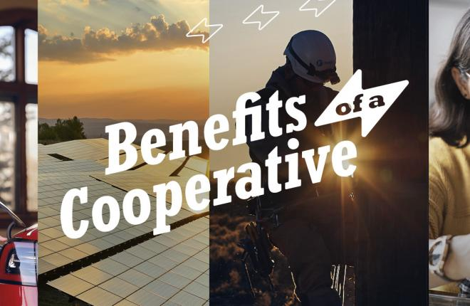 What is the Benefit of Being a Member of an Electric Co-op?