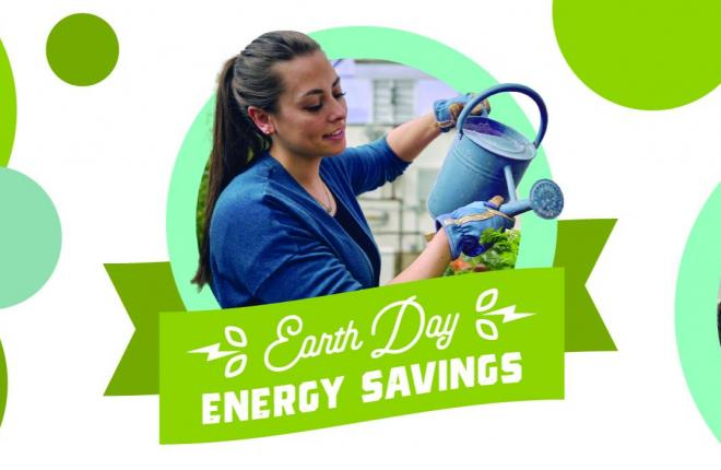 earth day energy saving tips