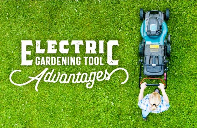 5 powerful all-electric gardening tools
