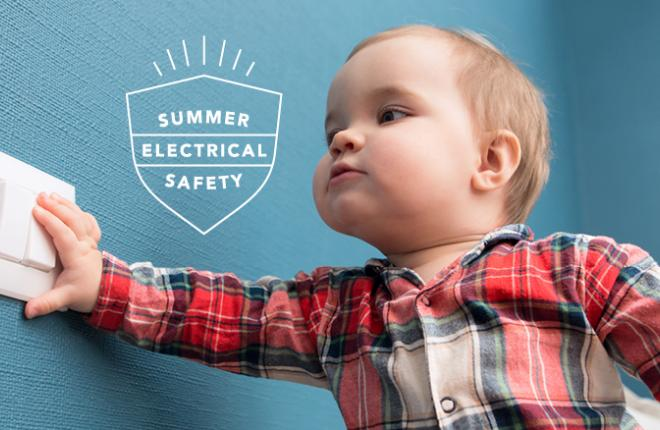 top 4 electrical safety tips for kids