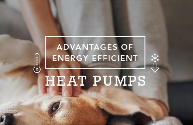 Advantages of Heat Pumps for Energy Efficiency