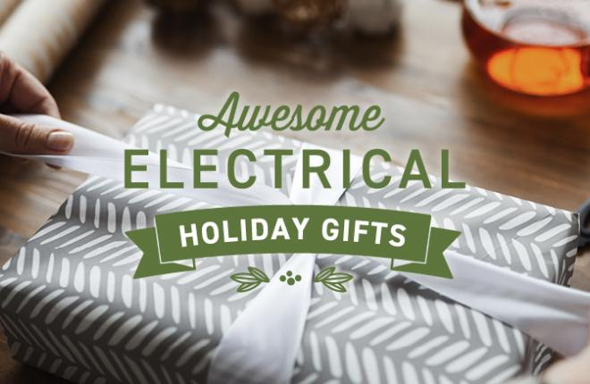 Holiday Gift Ideas for Electricians