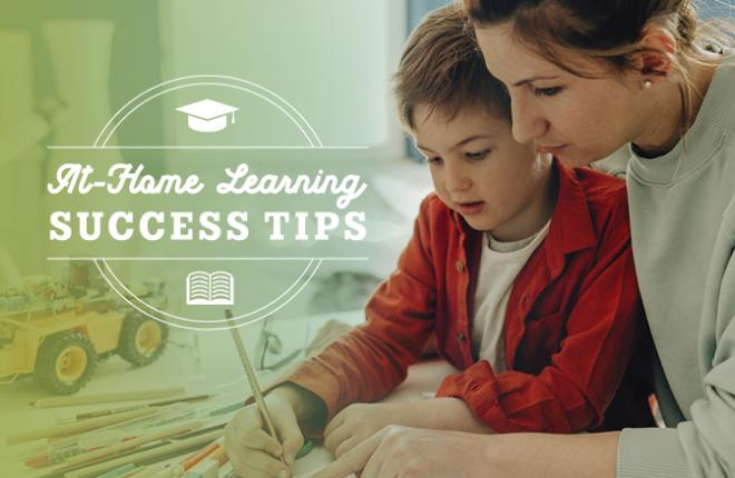 Create a Productive and Fun Learning Environment for Kids at Home