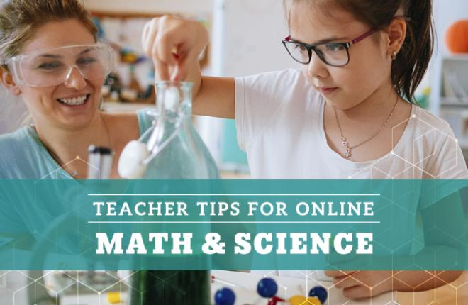Make Online Math and Science Fun for Kids