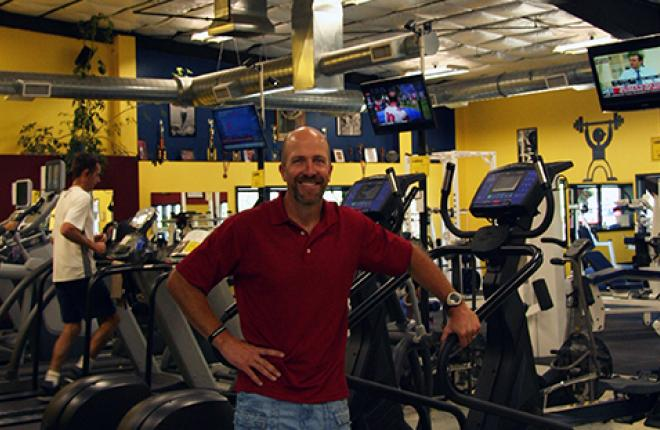 La Plata Electric association helps local gym saving money on electricity bill